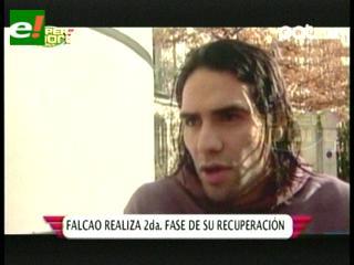 """Falcao: """"Estoy seguro, llegaré al Mundial"""""""