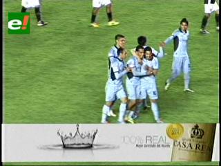 Bolívar obtiene la victoria que necesitaba