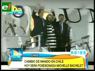 Cambio de Mando: La despedida de Piñera y el retorno de Bachelet
