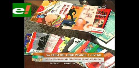 La Feria del Libro Infantil tendrá el doble de expositores