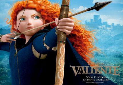"""Una princesa  """"Valiente"""""""