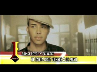 Un concierto esperado: Prince Royce y J Álvarez en Santa Cruz