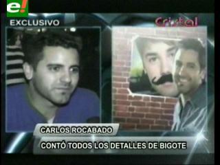 Carlos Rocabado con nuevo programa familiar