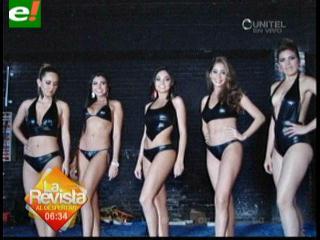 Miss Bolivia 2013: Mañana es la Gala de la Belleza