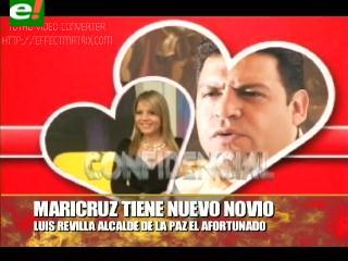 Romance entre Maricruz Ribera y Luis Revilla