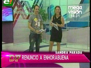 Sandra Parada habría renunciado a la red PAT