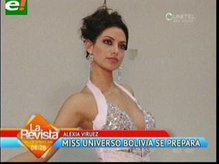 Alexia Viruez, será entrevistada por CNN y Telemundo
