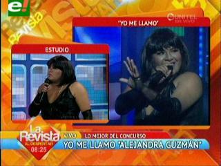 Yo me llamo: Alejandra Guzmán