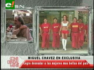 Miguel Chávez, el publicista que rompió esquemas con sus spots en Bolivia