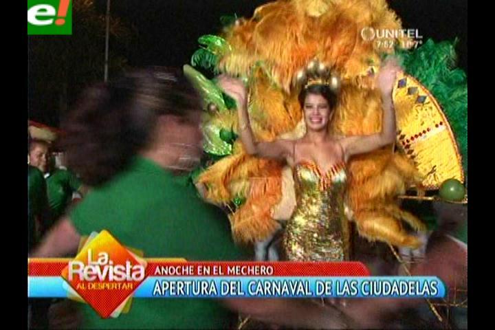 Las ciudadelas iniciaron el carnaval 2014