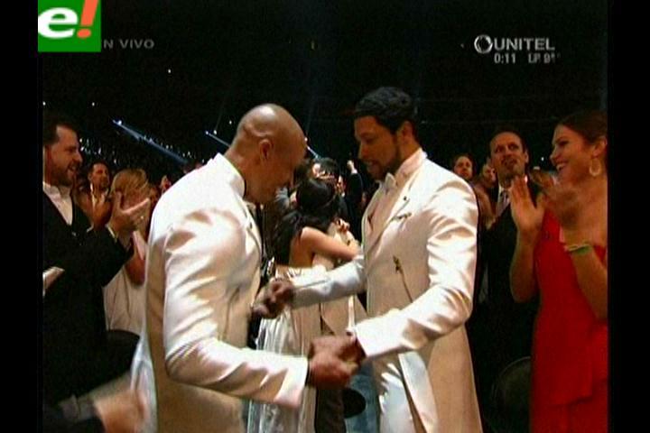 Masiva boda gay en los Grammys, fue el momento más emotivo