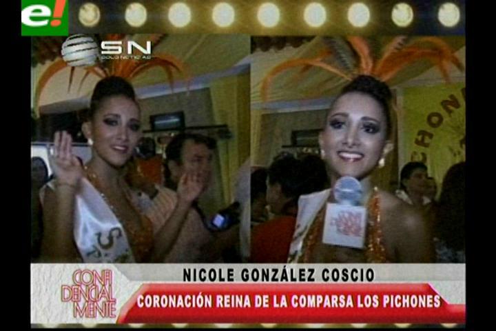 Nicole González Coscío, reina de los Pichones