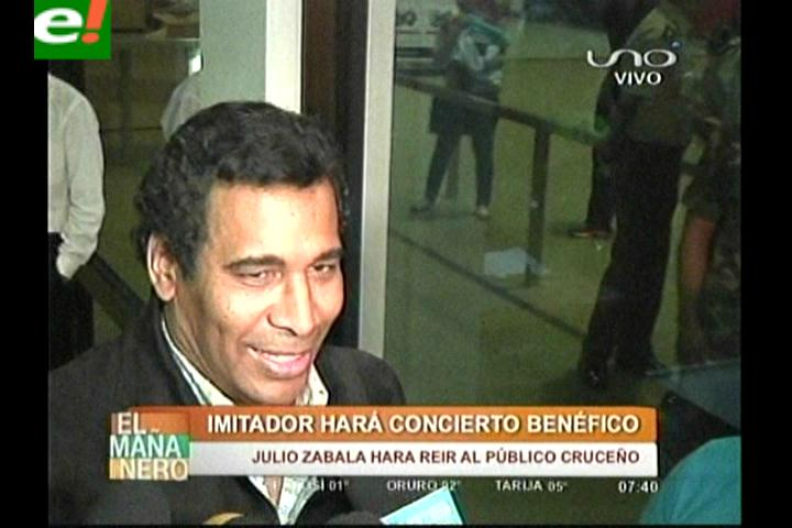 "Julio Sabala: ""Cantinflas inaugurará el Ventura Mall"""