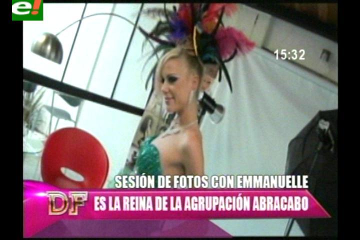 Emmanuelle Bela será coronada como reina de Abracabo