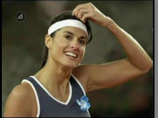 Gabriela Sabatini, un ícono del tenis femenino