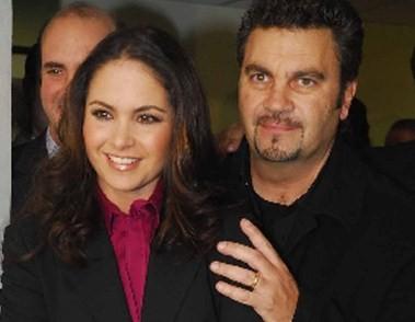 Lucero y Manuel Mijares ¿otra vez distanciados?
