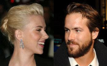 Scarlett Johansson y Ryan Reynolds ponen fin a su relación