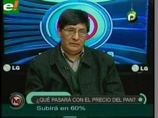 Panaderos de La Paz anuncian el aumento del precio del pan en un 60%