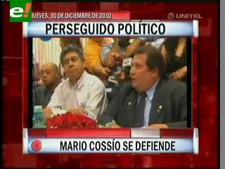 Mario Cossío se reunió con integrantes del Congreso paraguayo