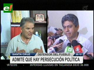 Defensor del Pueblo admite que hay politización en procesos judiciales