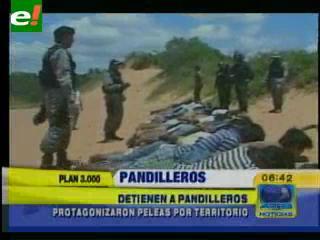 Policia detiene a pandilleros en el Plan Tres Mil, protagonizaban peleas por territorio