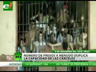 La superpoblación en las cárceles: un problema latinoamericano