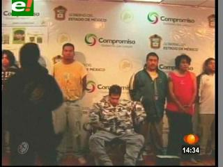 "Caen integrantes de ""La Familia"" en México"