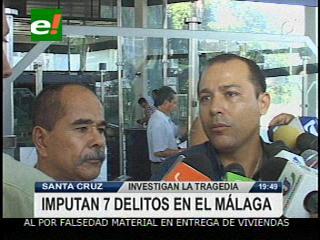 Presentan querella criminal en contra la dueña del edificio colapsado Málaga