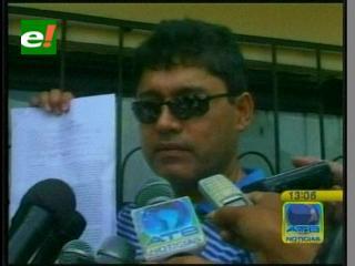 Ex presidente cívico del Beni acusa a policías de proveer armas al grupo de Eduardo Rozsá