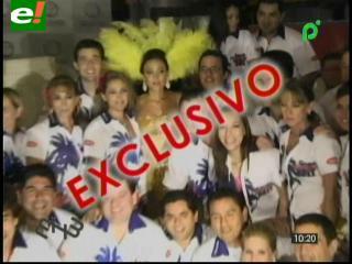 Vuelve el debate sobre quien tiene la exclusividad con la Reina del Carnaval 2011