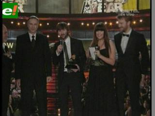 """Lady Antebellum consigue su segundo Grammy, """"Need You Now"""" es la mejor Grabación del Año"""