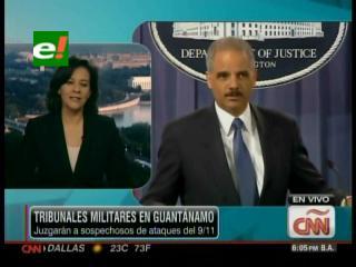 El presunto cerebro del 11-Septiembre será juzgado en Guantanamo