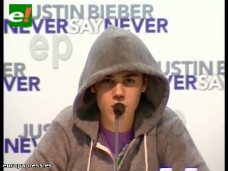 Justin Bieber:»Mi historia puede llevar esperanza»