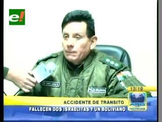 Dos turistas israelitas y un boliviano mueren en accidente de tránsito en el Salar de Uyuni