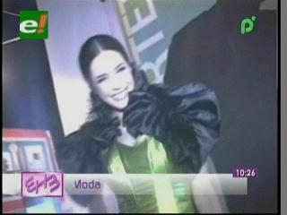 Susy Diab es imagen de VIVA en FEICOBOL
