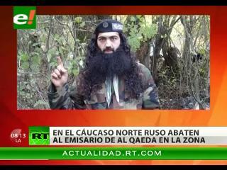 Un nuevo emisario de Al Qaeda es abatido en Rusia