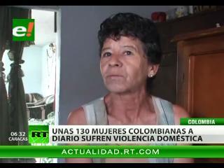La mujer colombiana bajo el yugo de la violencia doméstica