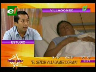 Defensa de Villagómez apelará fallo de juez
