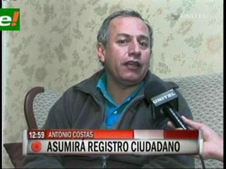 Antonio Costas acepta la invitación del Gobierno para asumir el registro ciudadano