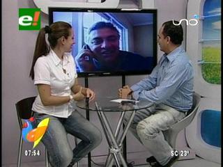 Se viene la Copa AeroSur, Humberto Roca hace el anuncio