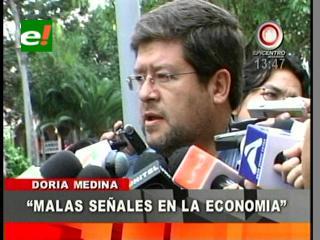 """Doria Medina: """"Legalizar los autos chutos es una mala señal a la economía"""""""