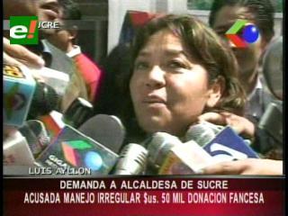 Denuncian a la Alcaldesa de Sucre Verónica Berríos por tráfico de influencias