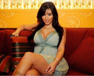 Kim Kardashian espera su primer hijo