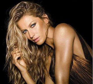 La modelo brasileña Gisele Bündchen a punto de ser multimillonaria