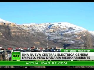 Desempleo o ecología: el dilema de una región minera de Argentina