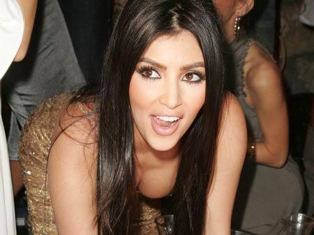 Kim Kardashian recibirá adiestramiento militar