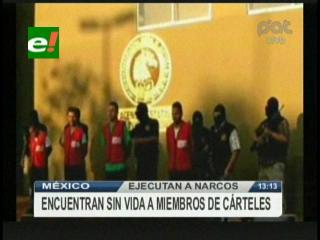 México: Cuelgan a dos jóvenes de un puente  y los ejecutan a balazos en Nuevo León