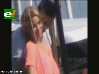 Shakira y Piqué se van de rodeo