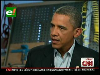 "Barack Obama teme un ataque terrorista en ""solitario"""