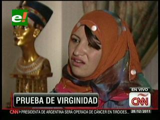 Egipto prohíbe las pruebas de virginidad